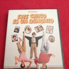Cine: DVD ESTE CHICO ES UN DEMONIO - JOHN RITTER. Lote 277737398