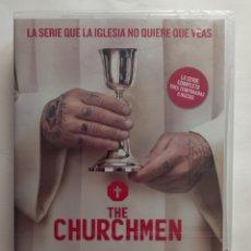 Cine: THE CHURCHMEN - 6 DVDS - SERIE DE TELEVISION COMPLETA - 3 TEMPORADAS. Lote 278235093