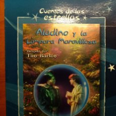 "Cine: DVD ""ALADINO Y LA LAMPARA MARAVILLOSA"". Lote 278278228"
