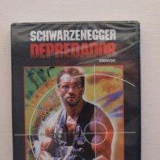 Cine: PREDATOR DVD PRECINTADO. Lote 278339638
