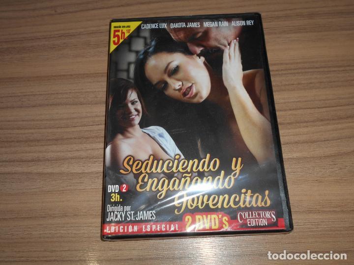 SEDUCIENDO Y ENGAÑANDO JOVENCITAS DVD NUEVA PRECINTADA (Cine - Películas - DVD)