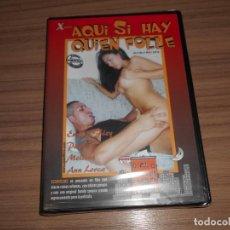Cine: AQUI SI HAY QUIEN FOLLE DVD NUEVA PRECINTADA. Lote 278342838