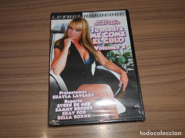 TU MADRE ME COME EL CULO DVD NUEVA PRECINTADA (Cine - Películas - DVD)