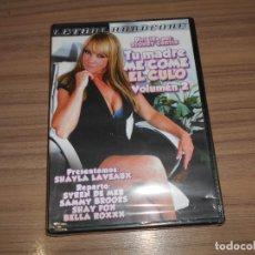Cine: TU MADRE ME COME EL CULO DVD NUEVA PRECINTADA. Lote 278343203