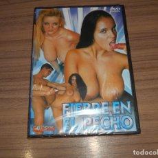 Cine: FIEBRE EN EL PECHO DVD NUEVA PRECINTADA. Lote 278343268