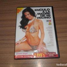 Cine: ENCULO A LA MADRE DE MI VECINO DVD NUEVA PRECINTADA. Lote 278343463