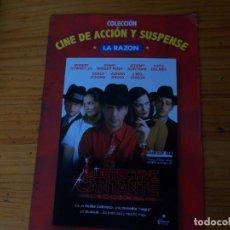 Cine: EL DETECTIVE CANTANTE, PELICULA DVD.. Lote 278417248