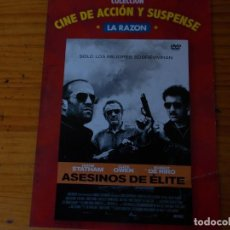 Cine: ASESINOS DE ELITE, PELICULA DVD.. Lote 278417368