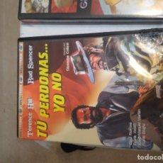 Cine: C-22 DVD TU PERDONAS... YO NO GINA ROVERE, FRANK WOLFF, JOSE MANUEL MARTIN, FRANK BRAÑA. Lote 278417443