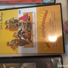 Cine: C-22 DVD LA VAQUILLA LUIS G. BERLANGA. Lote 278417983