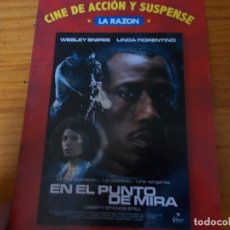 Cine: EN EL PUNTO DE MIRA, PELICULA DVD.. Lote 278418018