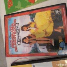 Cine: C-22 DVD PROGRAMA DE PROTECCION DE PRINCESAS DISNEY CHANNEL. Lote 278418083