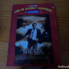 Cine: WICKER MAN, PELICULA DVD.. Lote 278418113
