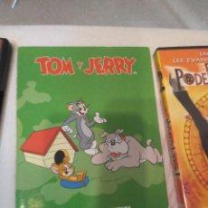 Cine: C-22 DVD TOM Y JERRY AMENAZA EN MINIATURA. Lote 278418158