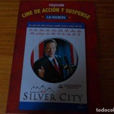 Cine: SILVER CITY, PELICULA DVD.. Lote 278418273