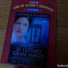 Cine: EL ULTIMO GRAN MAGO, PELICULA DVD.. Lote 278418323