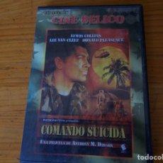 Cine: COMANDO SUICIDA, PELICULA DVD.. Lote 278418368