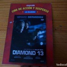 Cine: DIAMOND 13, PELICULA DVD.. Lote 278418448