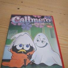 Cinema: M-12 DVD CINE CALIMERO SERIE CLASICA VOL 2. Lote 278513138