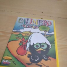 Cinema: M-12 DVD CINE CALIMERO Y VALERIANO VOLUMEN 1. Lote 278517413