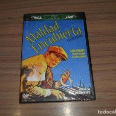 Cine: MALDAD ENCUBIERTA DVD LON CHANEY NUEVA PRECINTADA. Lote 278688818