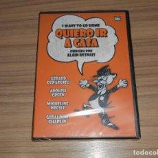 Cine: QUIERO IR A CASA DVD GERARD DEPARDIEU NUEVA PRECINTADA. Lote 278689453