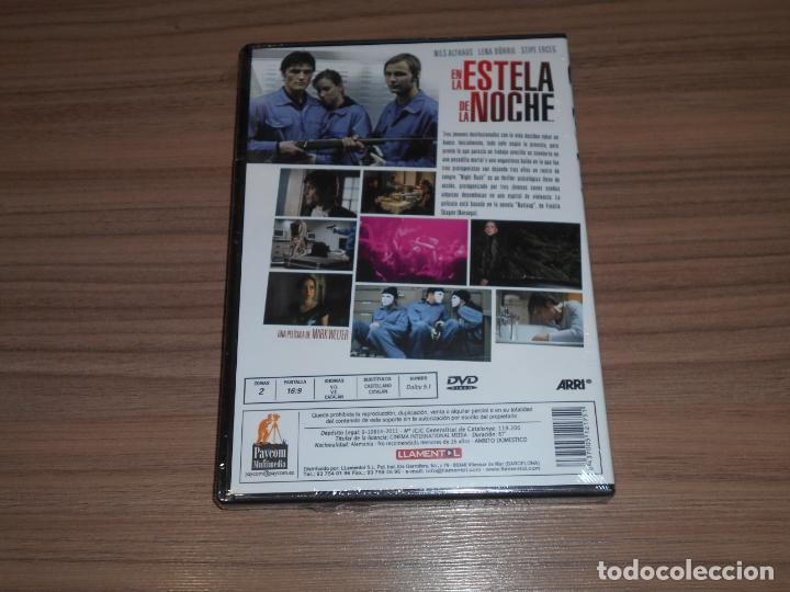 Cine: EN La ESTELA de La NOCHE DVD Nueva PRECINTADA - Foto 2 - 278689488