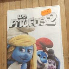 Cinema: LOS PITUFOS 2 DVD - PRECINTADO -. Lote 278706033