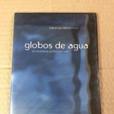 Cine: GLOBOS DE AGUA, UN CORTOMETRAJE DE FERNANDO CANET. PRECINTADO!! SEALED! NUEVO!. Lote 278964833