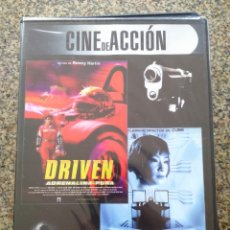 Cine: DVD -- DRIVEN / CYPHER -- CAJA FINA PRECINTADA --. Lote 278966938