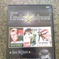Cine: DVD -- ZAFARRANCHO EN EL CASINO / CUANDO HIERVE LA SANGRE / LOS RATEROS -- CAJA FINA --. Lote 278968833