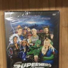 Cine: SUPERHERO MOVIE DVD - PRECINTADO -. Lote 278973048