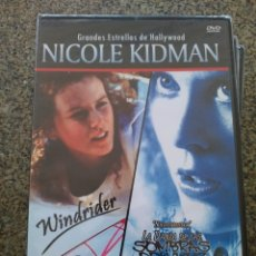 Cine: DVD -- WINDRIDER / LA DANZA DE LAS SOMBRAS -- NICOLE KIDMAN -- CAJA FINA PRECINTADA --. Lote 278973298