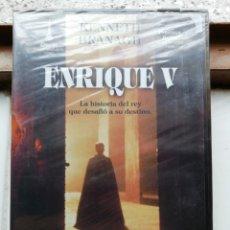 Cine: ENRIQUE V, DVD, NUEVO Y PRECINTADO. Lote 278979378