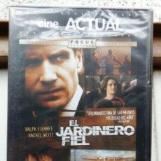 Cine: EL JARDINERO FIEL, DVD, NUEVO Y PRECINTADO. Lote 278979563