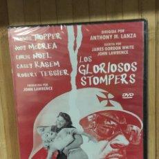 Cine: LOS GLORIOSOS STOMPERS DVD - PRECINTADO -. Lote 278980613