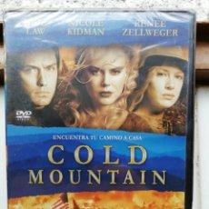 Cine: COLD MOUNTAIN, DVD, NUEVO Y PRECINTADO. Lote 278980903