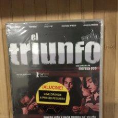 Cine: EL TRIUNFO DVD - PRECINTADO -. Lote 278981278