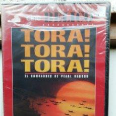 Cine: TORA! TORA! TORA!, DVD, NUEVO Y PRECINTADO. Lote 278981723