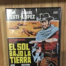 Cine: EL SOL BAJO LA TIERRA DVD - PRECINTADO -. Lote 278982098