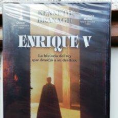 Cine: ENRIQUE V, DVD, NUEVO Y PRECINTADO. Lote 278982513