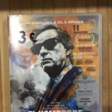 Cine: EL HOMBRE DE LAS MIL CARAS DVD - PRECINTADO -. Lote 278982748