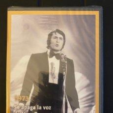 Cine: LOS AÑOS DEL NO-DO VOL 33/1973 SE APAGA LA VOZ DE NINO BRAVO. Lote 279325338