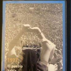 Cine: LOS AÑOS DEL NO-DO VOL 37 /1977 EL PUEBLO HABLA. Lote 279325528