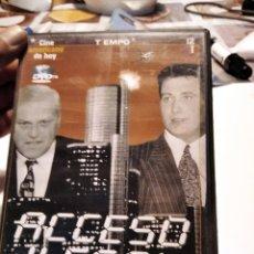 Cine: DVD CINE ACCESO ILEGAL SILICON TOWERS. Lote 279325968