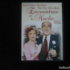 Cine: ENCUENTROS EN LA NOCHE - DVD COMO NUEVO. Lote 279326933