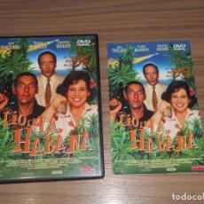 Cine: LIO EN LA HABANA DVD JOHN TURTURRO SIGOURNEY WEAVER COMO NUEVA. Lote 279369998
