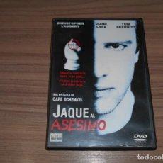 Cine: JAQUE AL ASESINO DVD CHRISTOPHER LAMBERT DVD COMO NUEVO. Lote 279370458