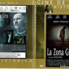 Cine: LA ZONA GRIS. DVD DE LA PELICULA DE TIM BLAKE NELSON. CON DAVIS ARQUETTE, STEVE BUSCEMI, HARVEY KEIT. Lote 279374273