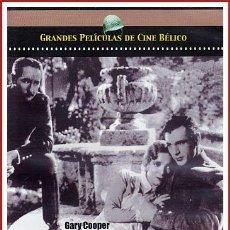 Cine: DVD ADIÓS A LAS ARMAS GARY COOPER. Lote 279374488
